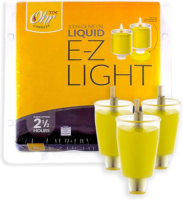 E-Z Ohr Light Oil Cup Set (Medium) (5210065043591)