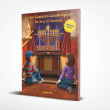Load image into Gallery viewer, If the Candles Could Speak - The Story of Chanukah (5110872014983)