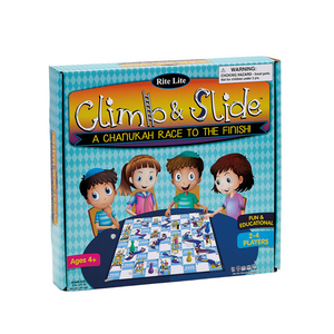 Climb and Slide Chanukah Game (5209375113351)