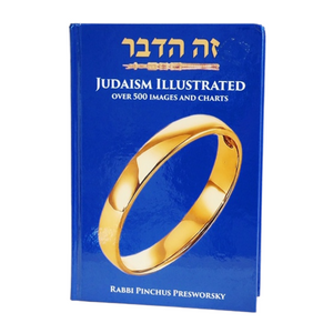 Judaism Illustrated - Over 500 Images & Charts (5067246731399)