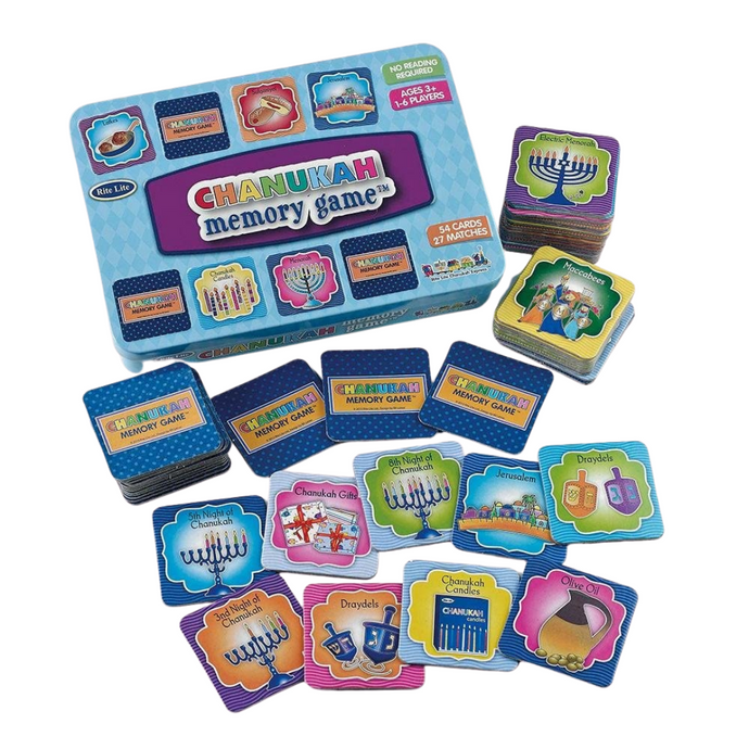 Chanukah Memory Game (5225768779911)