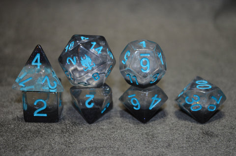 Preorder Leviathan Storm Silver Exclusive Dice Set