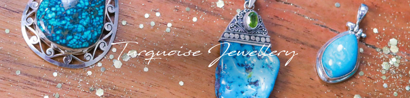 Turquoise Silver Jewellery
