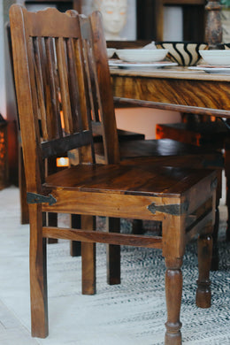 Thakat Shesham Walnut Chair Dining