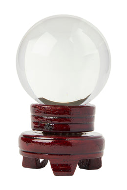 80mm Mystic Glass Ball
