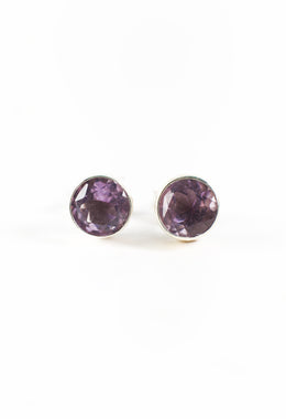 Stud Stone Small Earrings