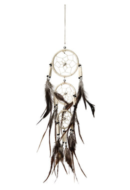 3 Ring Bone Dreamcatcher