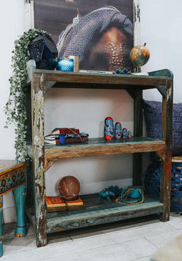 Recycled Timber Shelf