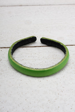 Bracelet Band Leather Narrow