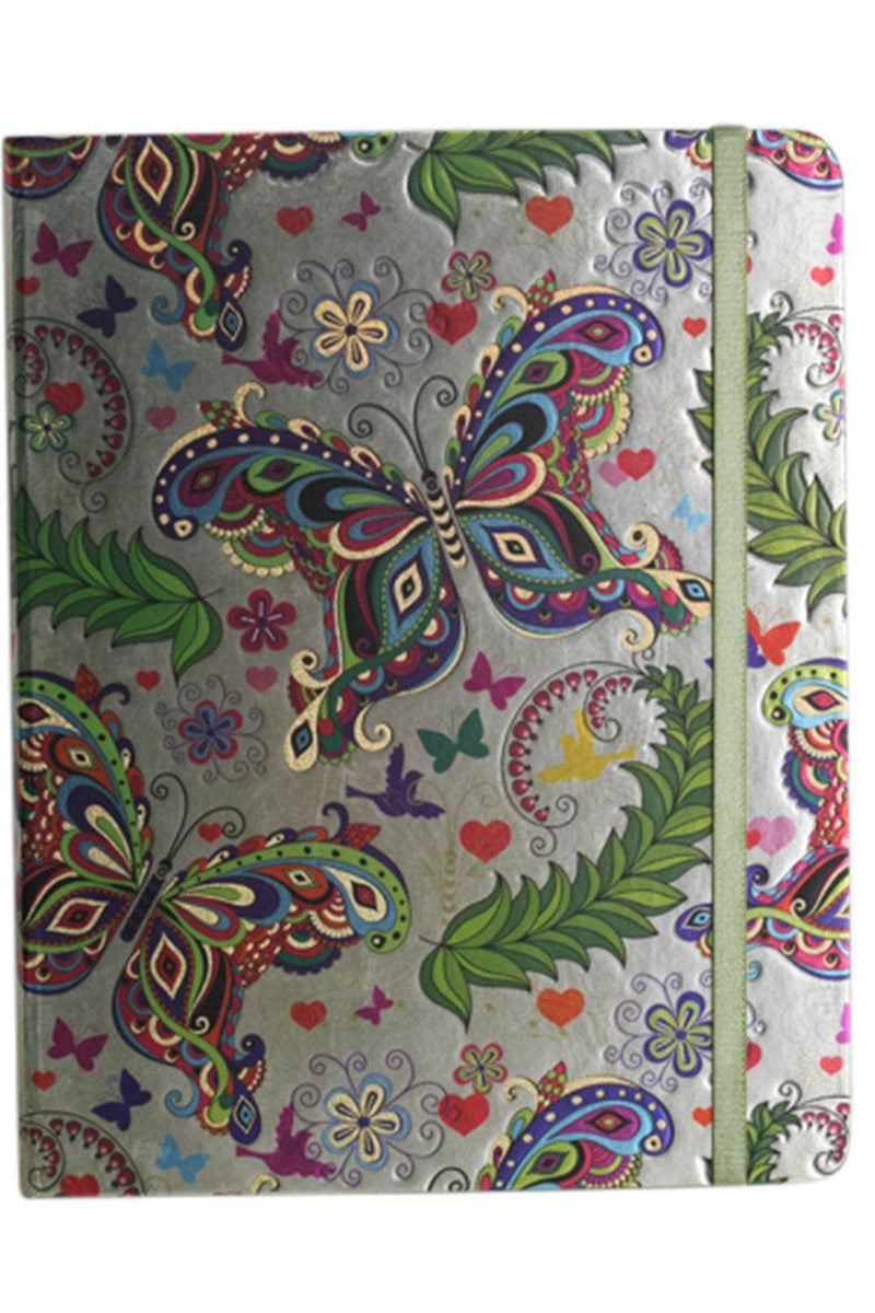Wild Dreams Foil Notebook 23x18cm