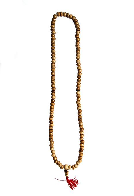 Necklace Mala Bone Bead