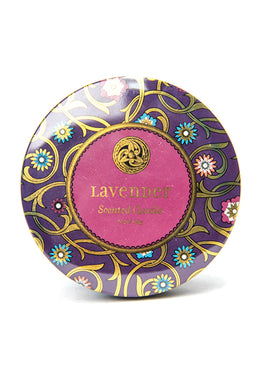 Candle Soy Travel Tin 175g
