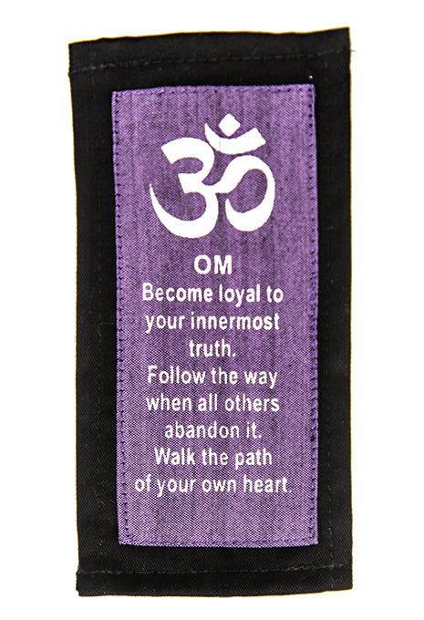 Small Om Fridge Banner