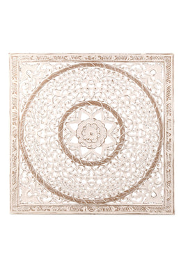 Cutwork Square Wall Art