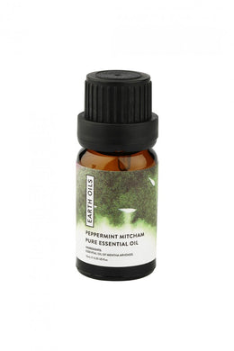 Earth Oils Essential Oil 10ml Peppermint