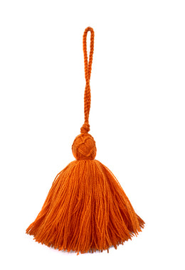 Wool Tassel Decoration