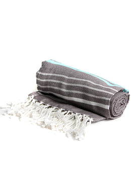 Towel Cotton 100x170cm Assorted Colour