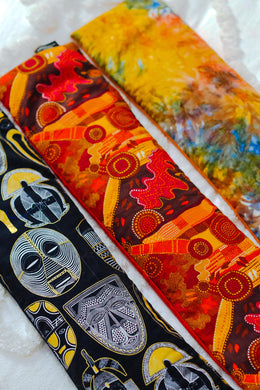 Assorted Print Long Heat Pillow