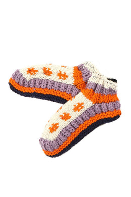 Assorted Nepalese Woollen Ankle Socks