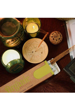 Organic Goodness Vanilla Incense Sticks