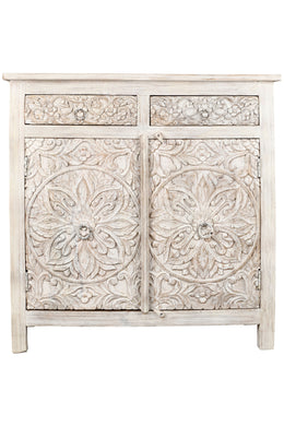 Sideboard Door 2 Drawer 2 Mandala 97x44x98cm