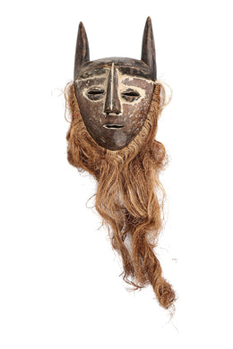 Assorted Pygmy Tribe Congo Mask