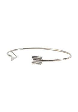 Bracelet Curved Arrow