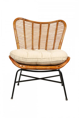 Rattan Butterfly Lounge Chair
