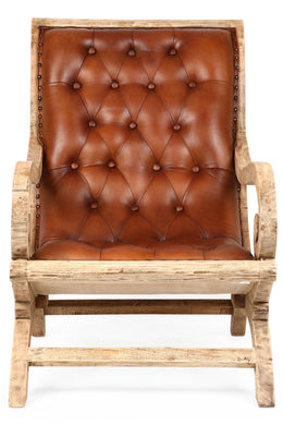 Leather  Heritage Armchair
