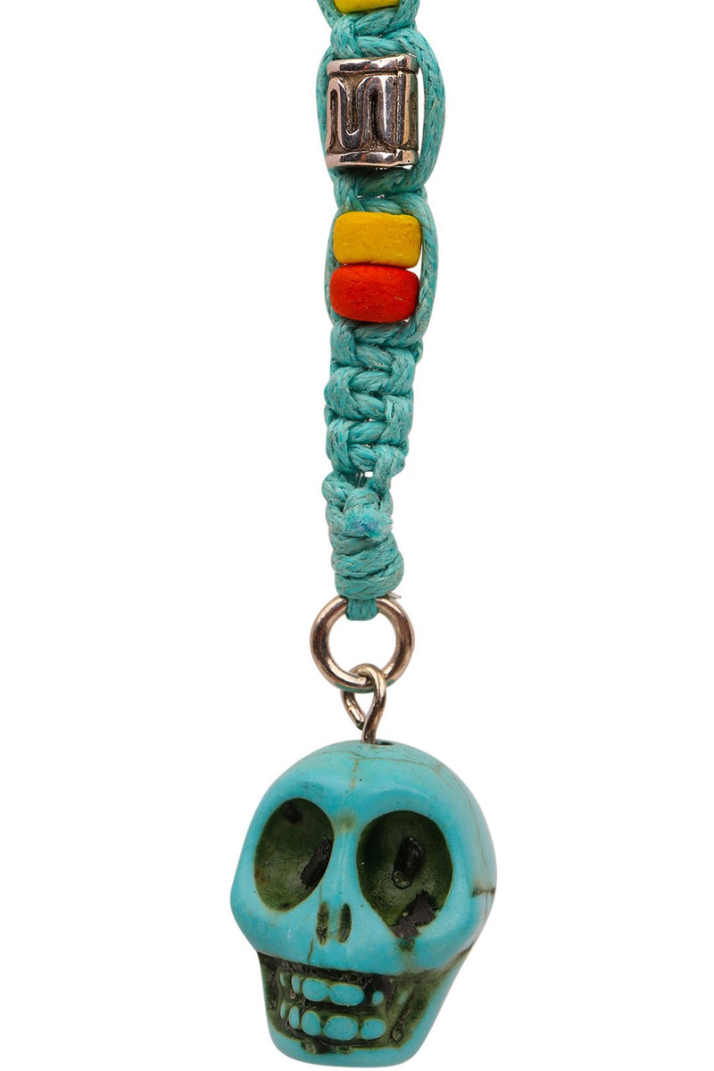 Assorted Skull Keychain