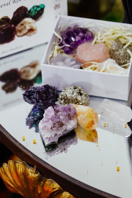 Rock Crystal Gift Box