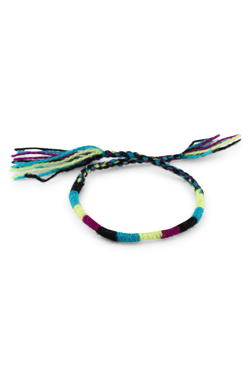 Assorted Woven Friendship Bracelets