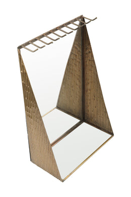Mirrored Jewellery Display Stand