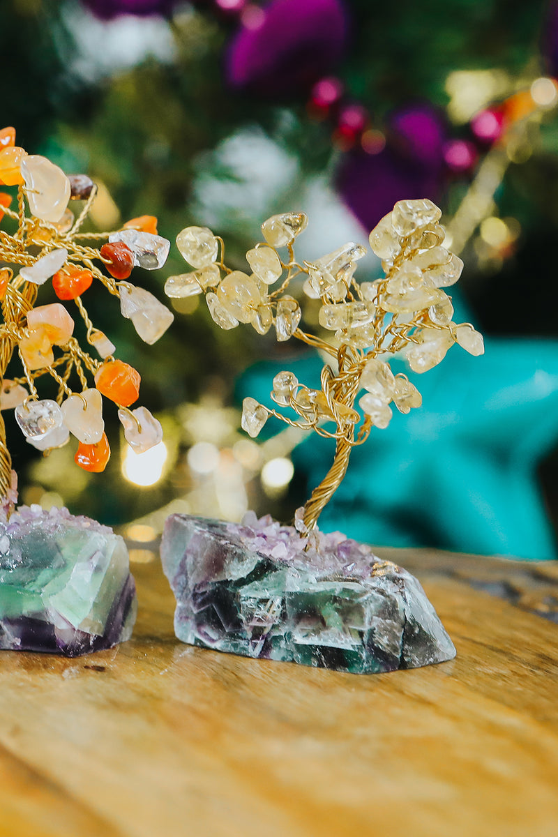 Small Gemstone Tree