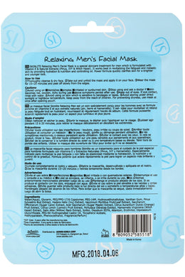 Skinlite Mens Facial Mask