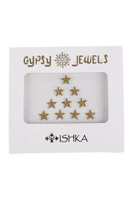 Gypsy Jewels Bindi Stars - Medium