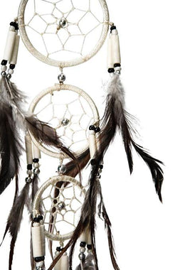 3 Ring Bone Dream Catcher
