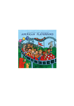 Putumayo Kids World Music CD 'American Playground'