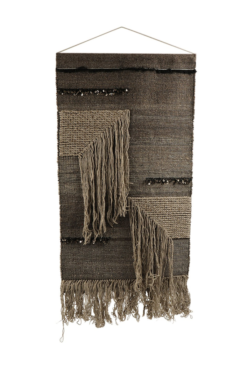 Forde Natural Wool Wallhanging