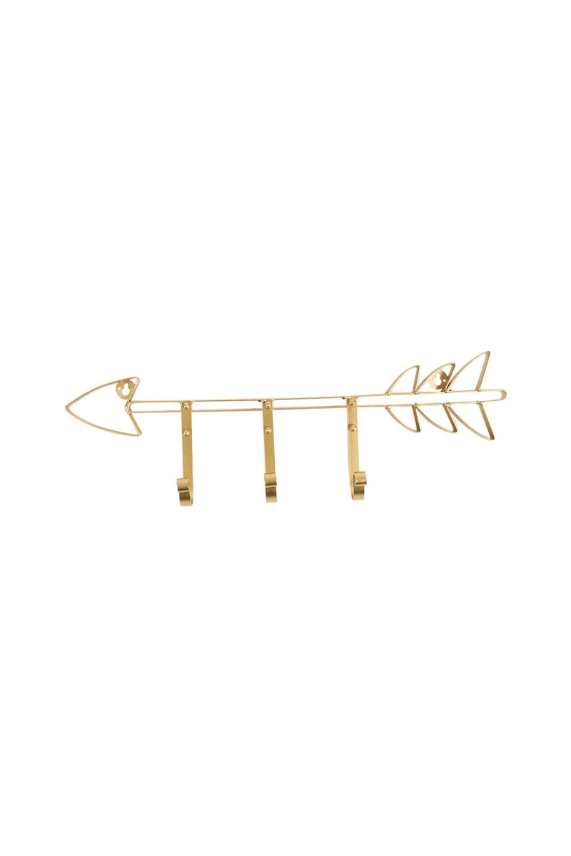 Gold Arrow Wall Hook