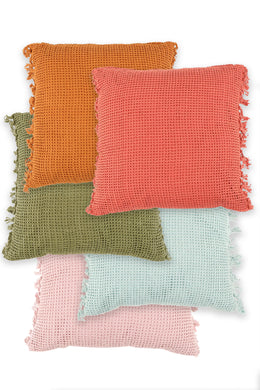 Lino Home Label Cushions