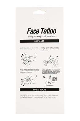 Face Tattoos