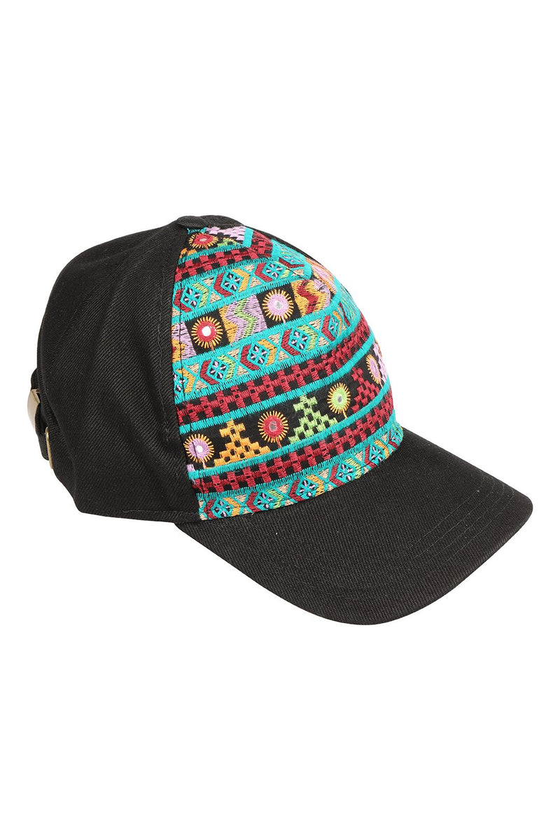 Vintage Embroidered Cap
