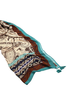 Paisley Dreaming Print Scarf
