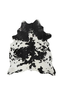 Assorted Black & White Cow Hide Rug