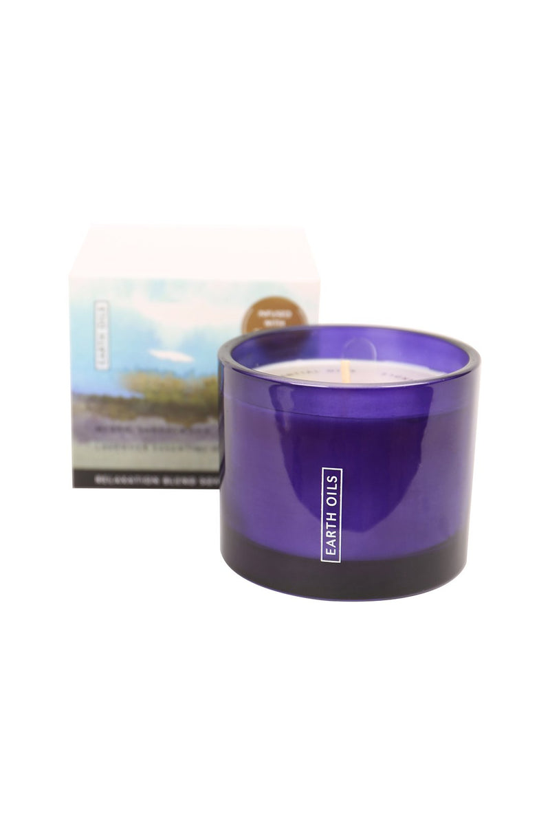 Earth Oils Candle - 250g