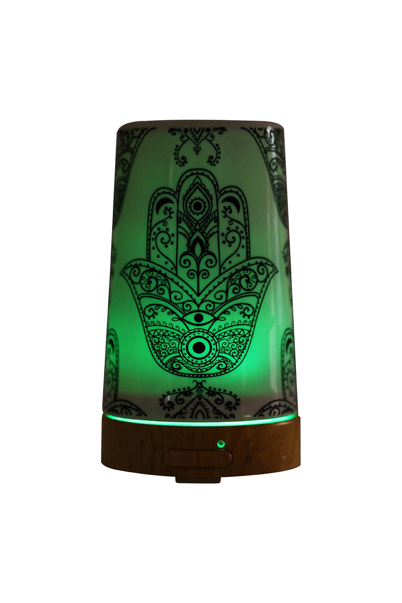 Ceramic Colour-Changing Electric Diffuser