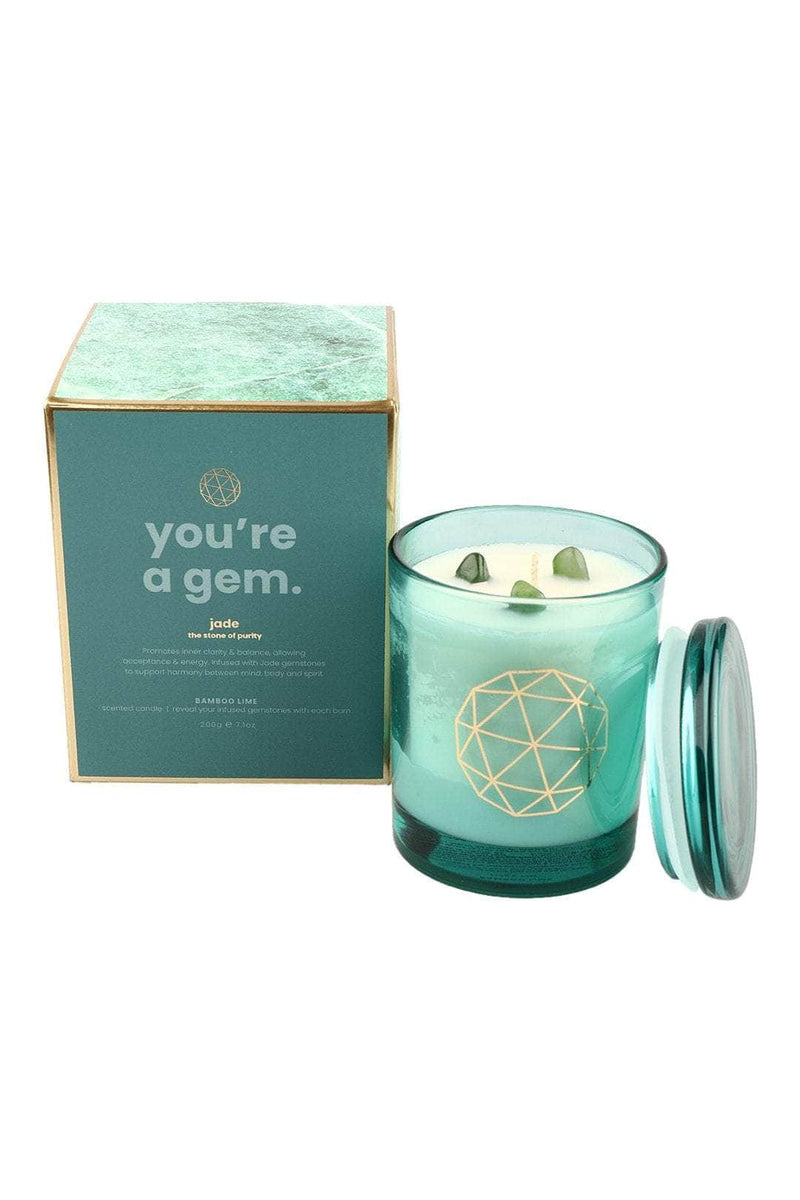 You're A Gem Scented Gemstone Candle