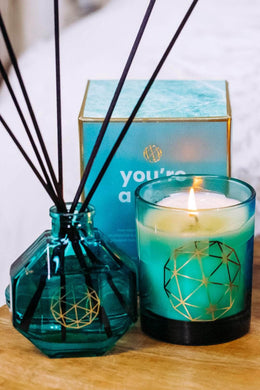 You're A Gem Scented Gemstone Diffuser