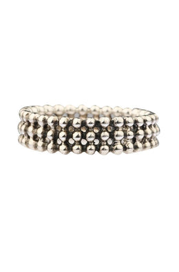Dotted Three Stack Ring